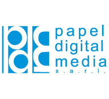 Papel Digital Media Logo